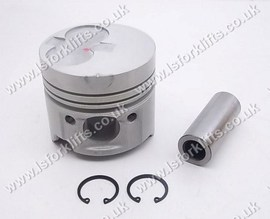 TOYOTA 1DZ PISTON, PIN & SNAP RING 13101-78201-71