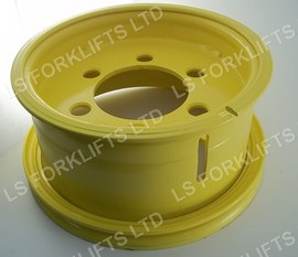REUSABLE HYSTER WHEEL RIM 317498 (TYRE SIZE 825x15)