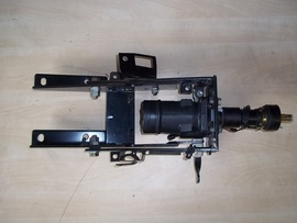 STEERING PUMP AND COLUMN BRACKET ASSEMBLY