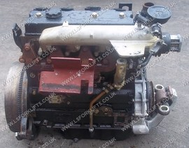 REUSEABLE PERKINS GAS ENGINE