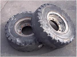 STEER AXLE WHEELS