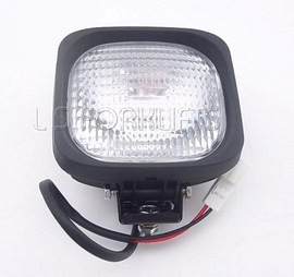 TOYOTA HEAD LAMP ASSEMBLY (LS4380)