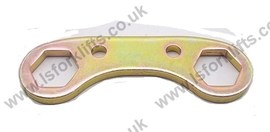 TOYOTA STOPPER PLATE 43753-13311-71