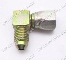 HYSTER FITTING FOR HYDRAULIC CIRCUIT 16987