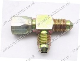 HYSTER FITTING FOR HYDRAULIC CIRCUIT 17059