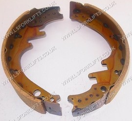 TOYOTA BRAKE SHOE R/H (LS1625)