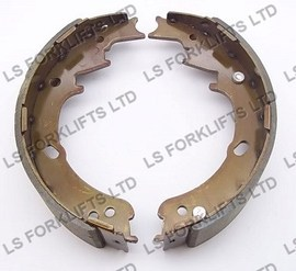 TCM BRAKE SHOE SET (LS4505)