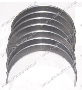 YANMAR 4TNE98 CONNECTING ROD BEARING SET STD (LS6109)