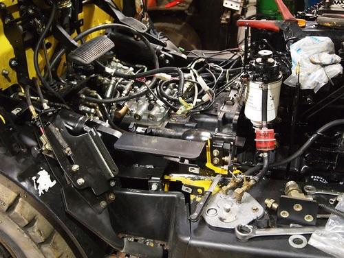 HYSTER FORTENS REFIT Engine