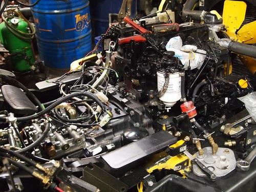 HYSTER FORTENS REFIT Engine 2