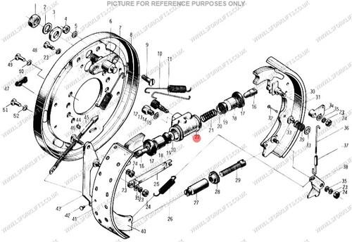 mitsubishi fork trucks parts list