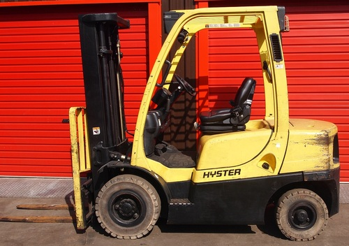 HYSTER FORTENS REFIT finished