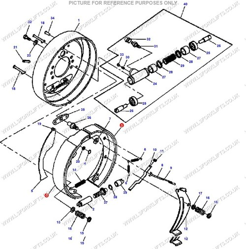 Daewoo Brakes Diagram