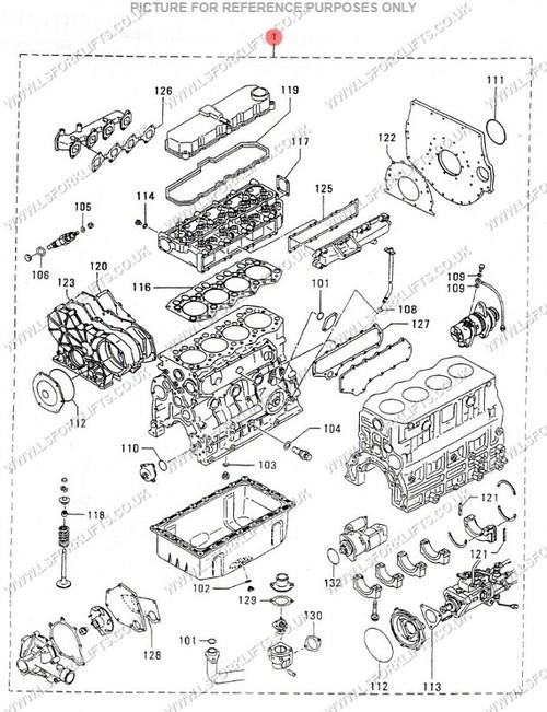 Dp25k Parts Manual