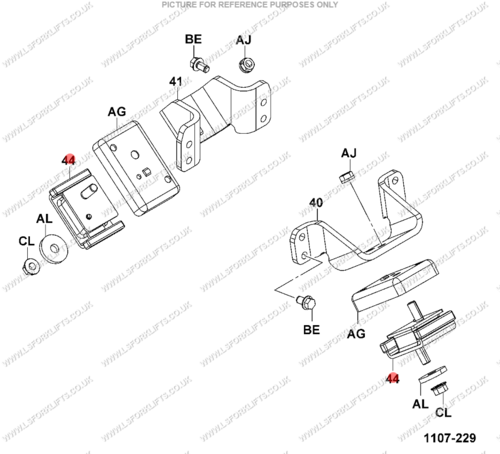 hyster parts diagram 30