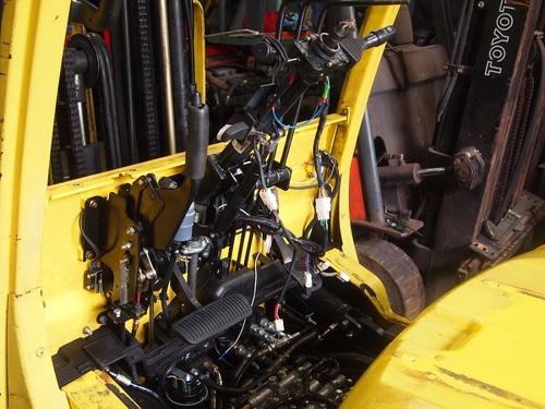 HYSTER FORTENS REFIT hydraulics assembly