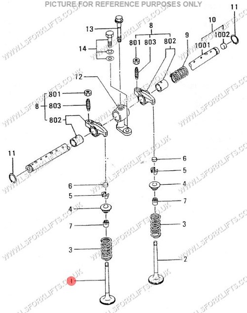 Electronic Schematic For Forklift Truck