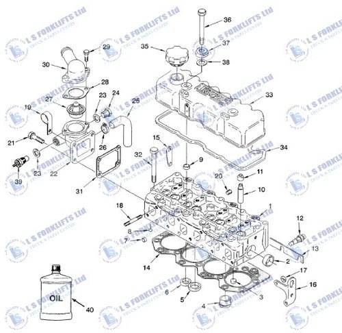 ISUZU C240 | Lsfork LiftsLS Forklifts
