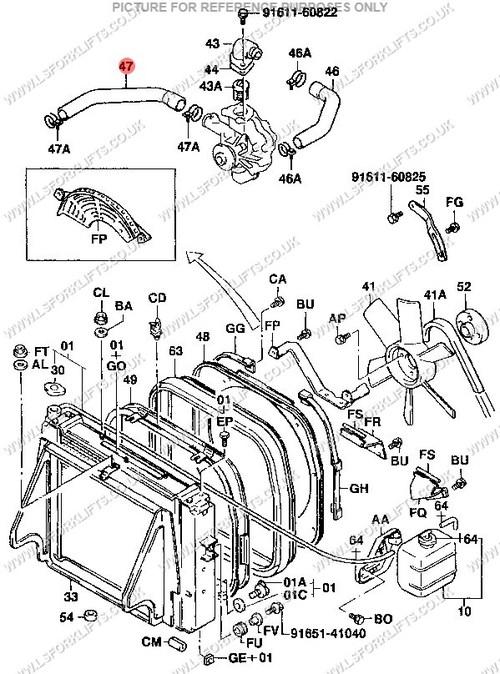 Toyota Prius Vacuum Diagram