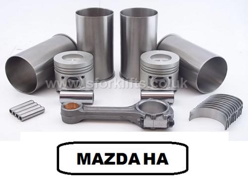 MAZDA ENGINES