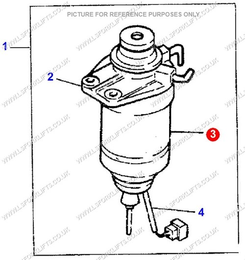 Doosandaewoo Fuel Filter Ls5624