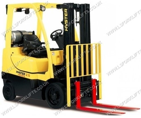 HYSTER S2.0FT-S3.5FT (F187)
