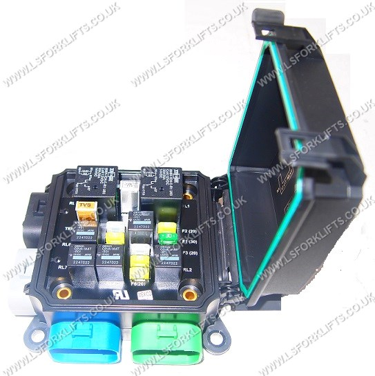 nissan forklift fuse box hyster fuse box  ls6113  lsfork lifts  hyster fuse box  ls6113  lsfork lifts