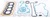 YANMAR 4D92E GASKET KIT (LS6112)