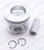 YANMAR PISTON, PIN & SNAP RING SET