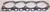 NISSAN TD27 GASKET (LS4512)