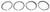TOYOTA 1DZ PISTON RING SET 0.50 O/S (LS5855)