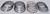 TOYOTA 3P/4P  PISTON RING SET 13011-78001-71