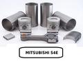 MITSUBISHI S4E ENGINE DATA