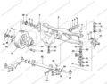 AXLE TYPE B (TRACK ROD END)