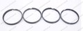 MITSUBISHI S4S-1 PISTON RING SET 0.5 O/S WITH 4.5MM OIL RING (LS5712)