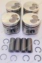 YANMAR 4TNE98 PISTON, PIN & SNAP 0.50 OVER SIZE (LS5621)