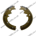 HYSTER  H2.5FT L177 BRAKE SHOE RH 1565314