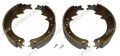 NISSAN BRAKE SHOE KIT SERIAL FROM 700001 TO 999999 (LS5144)
