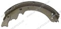 NISSAN BRAKE SHOE SERIAL FROM 2358321-699999, 700118-9999999999 (LS5363)