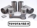 TOYOTA 1DZ-II ENGINE
