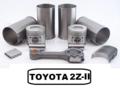 TOYOTA 2Z-II ENGINE
