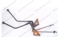 toyota valve block hydraulic levers