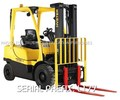 HYSTER H2.0FT, H2.5FT, H3.0FT AND H3.5FT (L177) DIESEL & LPG