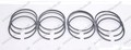 MITSUBISHI S4S-1 PISTON RINGS WITH 4.5MM OIL RING (LS5711)