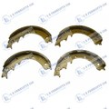 HALLA BRAKE SHOES