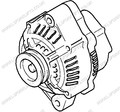 ALTERNATOR (USED FROM 06 99 08 2007) (LS1318)