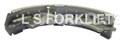 CATERPILLAR BRAKE SHOE (LS6477)