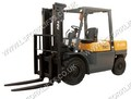 TEU FD50T (SMALL CHASSIS TRUCK)