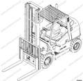 HYSTER H3.50-5.50XM H4.00XM-5, -6 H4.00XMS-6 (K005)