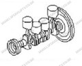 PISTON & CRANKSHAFT